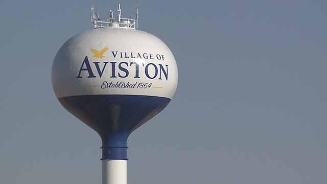 Aviston, Illinois. Credit: KMOV