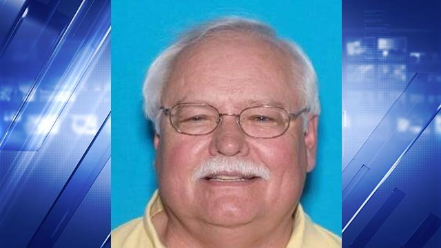 Timothy Conrad, 69, was reported missing from his Wildwood home Monday night (Credit: St. Louis County Police)