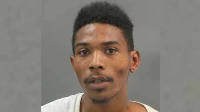 Daryaun Wines, 21, of Vinita Park, is charged with armed criminal action and assault. Credit: SLMPD