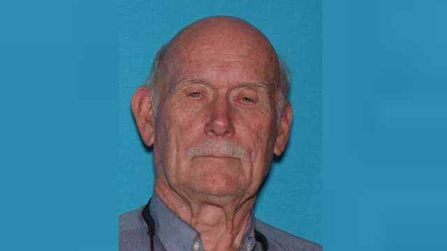 Police say William Resa, 81, was last seen driving on I-70 near Rocheport, Mo. Credit: Missouri Highway Patrol
