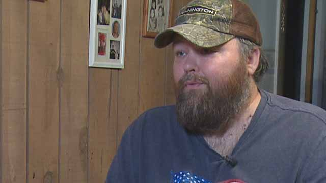 James Pennington says his twin boys who have autism are being bullied at school and nothing is being about it. Credit: KMOV