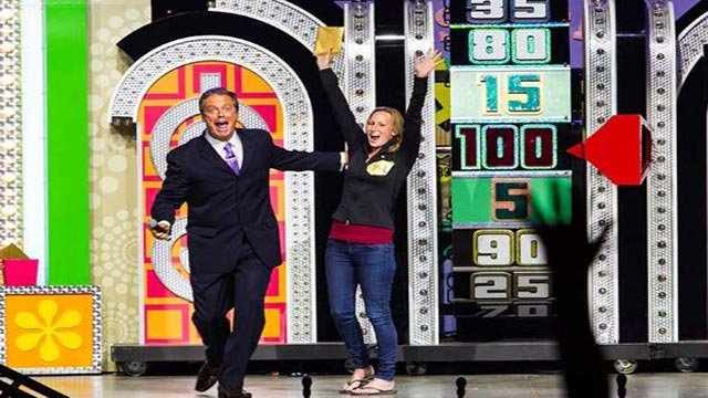 Image from the 'Price is Right Live' (Credit: Price is Right Live / Fox Theatre)