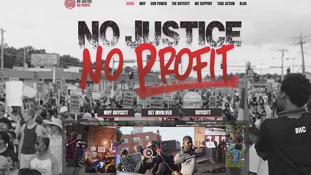nojusticenoprofit.us. Credit: KMOV