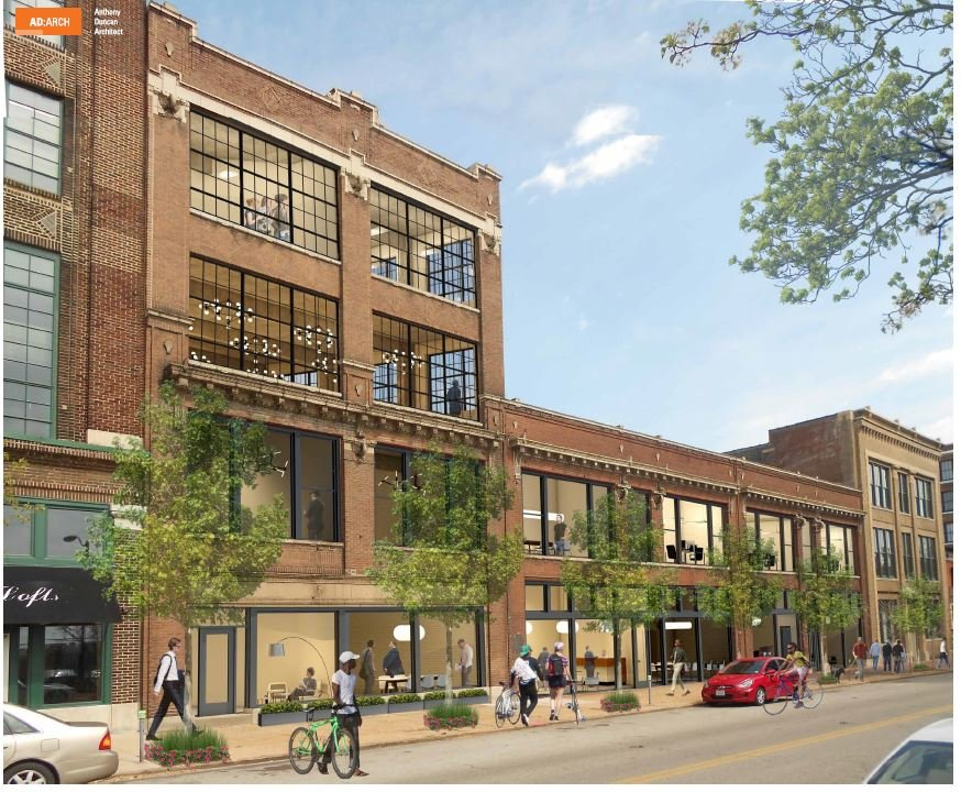 The developer hopes the mixed-use project will help turn the area into a destination spot for visitors and residents. (Credit: Tower Real Estate)