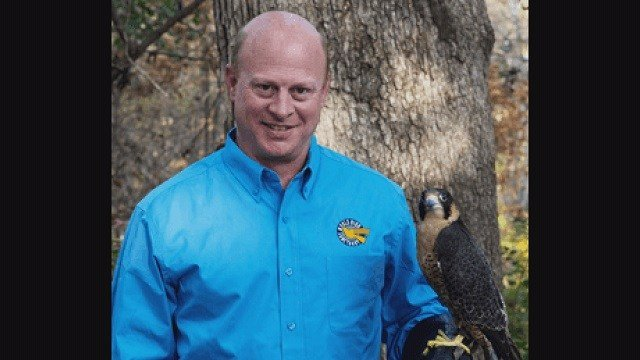The Executive Director of the World Bird Sanctuary in Valley Park is accused of exposing himself at a Redbox movie vending machine. (Credit: World Bird Sanctuary)