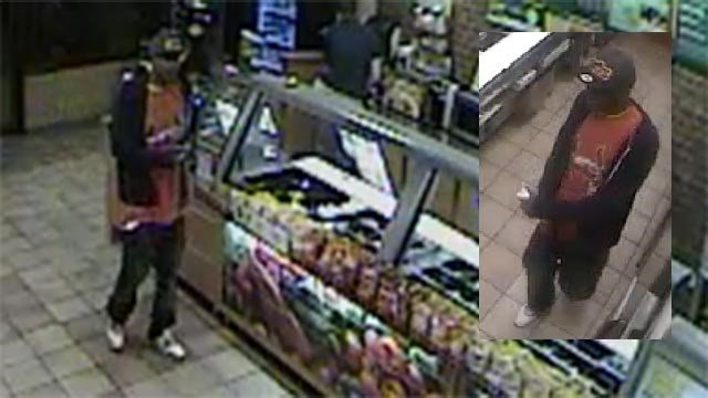 The Arnold PD is searching for a man who robbed a Subway Tuesday night. (Credit: Arnold Police Department)