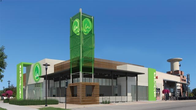 Rendering of Wahlburgers (Credit: Hy-Vee)