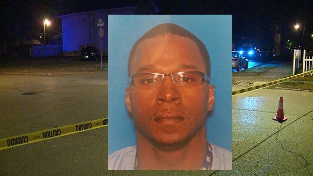 Robert Gilmore was found dead inside a vehicle at 4th & Washington Ave. in Madison, Illinois (Credit: KMOV / Police)