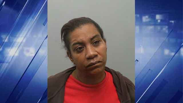 Charges have been filed against 46-year-old Lachelle Johnson. (Credit: St. Louis County Police Department)