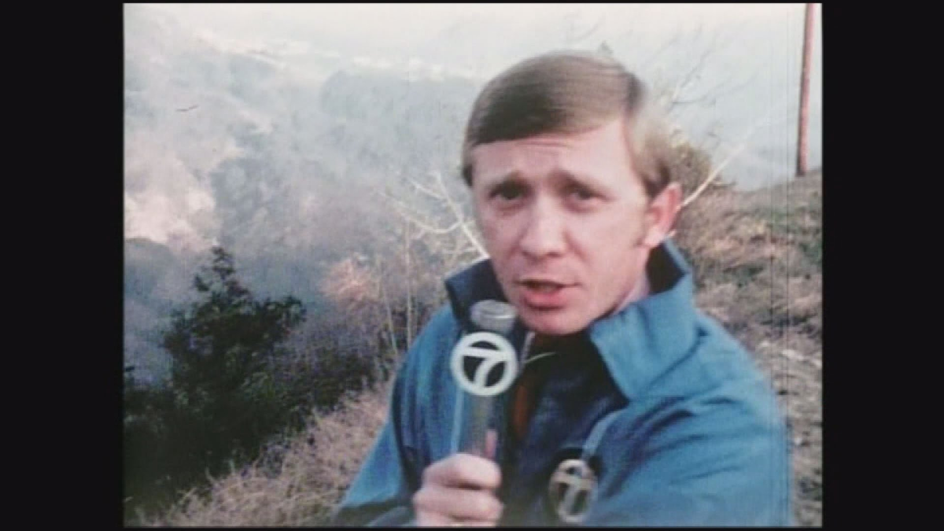 Al Wiman helped Los Angeles Police during the Manson investigation (Credit: KMOV)