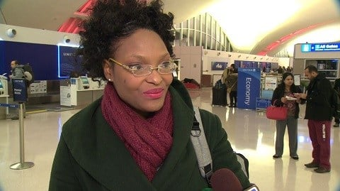 Travelers are concerned about the Real ID law that goes into effect next January. (Credit: KMOV)