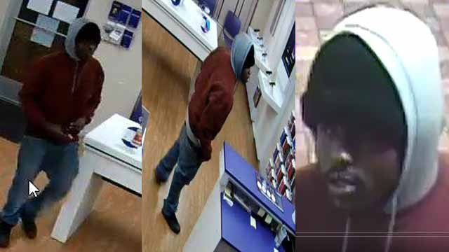 Florissant police say this man has been involved in 2 robberies. Credit: Florissant PD