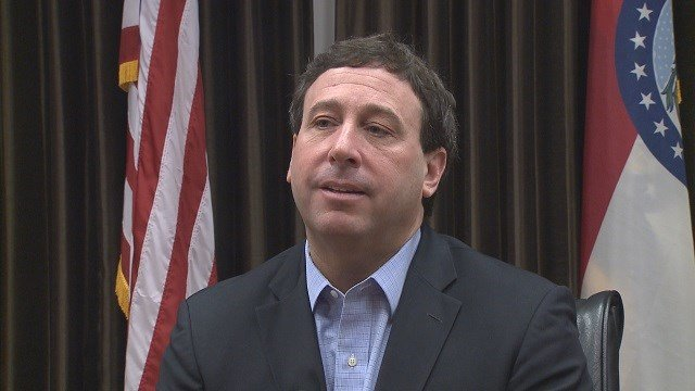 The county wants to hear suggestions from the people who live near the site because it affects them most, and Stenger says another mall will not be replacing the old one.  (Credit:KMOV)