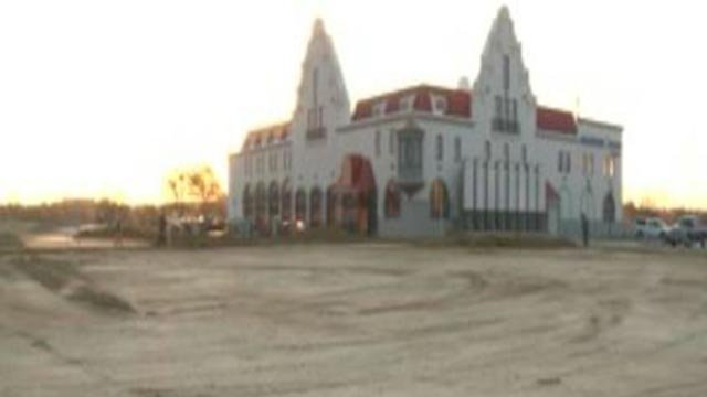 The Hofbräuhaus under construction in Belleville (Credit: KMOV)