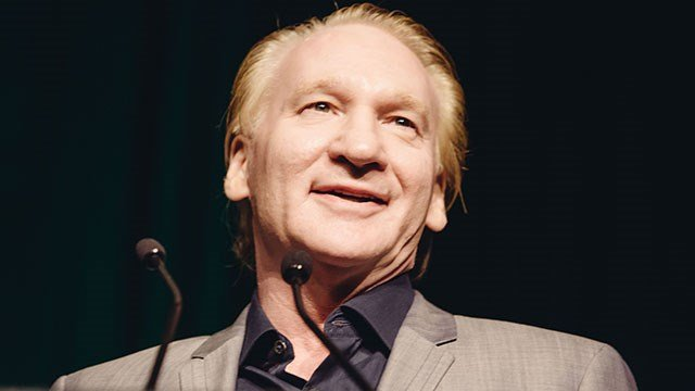 Maher will be in St. Louis next August. (Credit: AP)