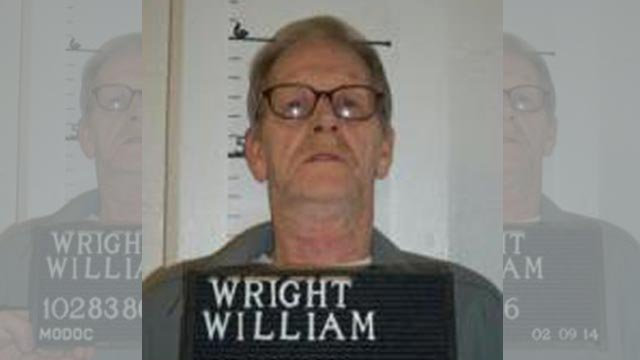 William Wright died of apparent natural causes while serving a life sentence at the Potosi Correctional Center (Credit: Mo. Department of Corrections)