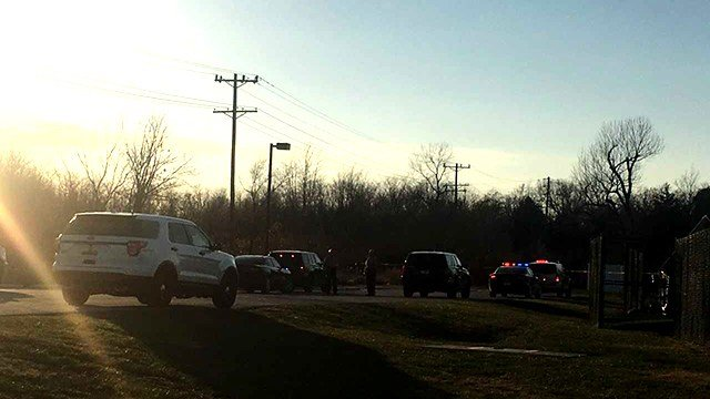 Lockdown at Francis Howell High School after teacher shot near campus