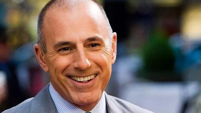 "Matt Lauer appears on NBC's ""Today"" show on Friday, May 3, 2013 in New York. (Photo by Charles Sykes/Invision/AP)"
