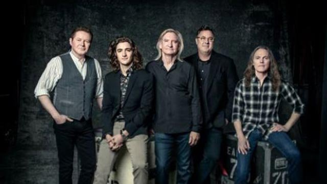 The Eagles (Credit: LiveNation)