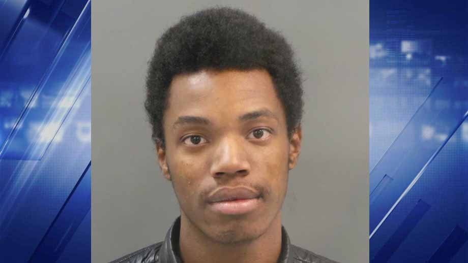 Dexter Burks, Jr, 20, is charged with first-degree murder and armed criminal action. Credit: SLMPD