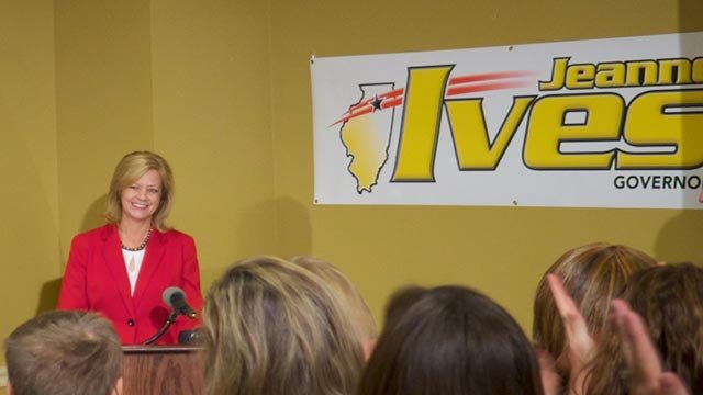 Jeanne Ives announces her run for Illinois governor (Credit: Jeanne Ives)