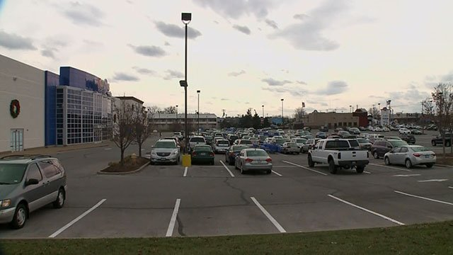 Shoppers were especially concerned Monday at the Sunset Hills Toys R Us where a recent carjacking took place. (Credit: KMOV)