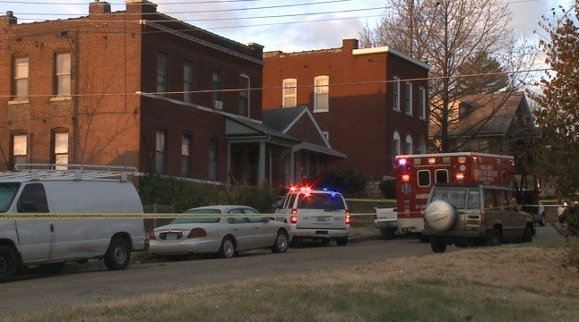 Man was found dead on the N 8400 block of N Broadway (Credit: KMOV)