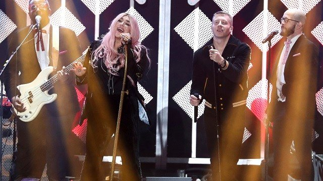 'Adventures of Kesha and Macklemore' coming to the Walmart AMP