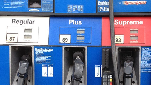 MA gas prices up by a penny, expected to fall