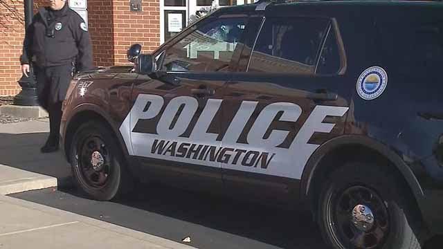 Washington, Mo. police. Credit: KMOV
