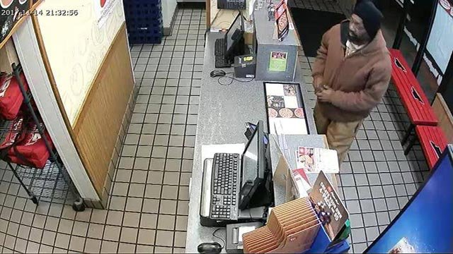 Nov. 14 attempted Pizza Hut robbery suspect (Credit: St. Louis Police)