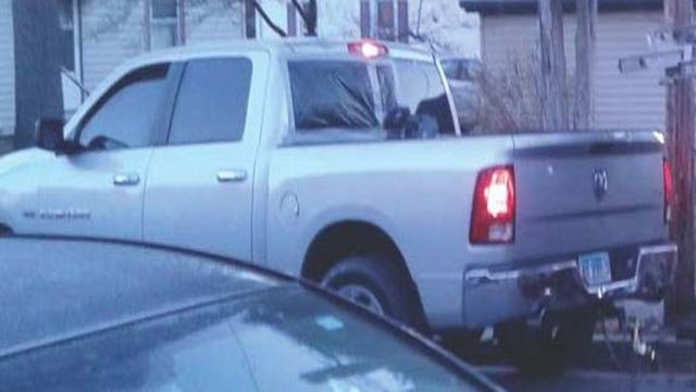 Police believe this truck has been used to steal trailers (Credit: St. Charles Police Department / Twitter)