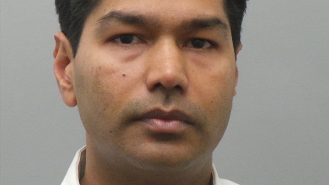 Abhishek Jain is charged with two counts of sexual abuse and sodomy on Dec. 19. ( Credit: St. Louis County Police Department)