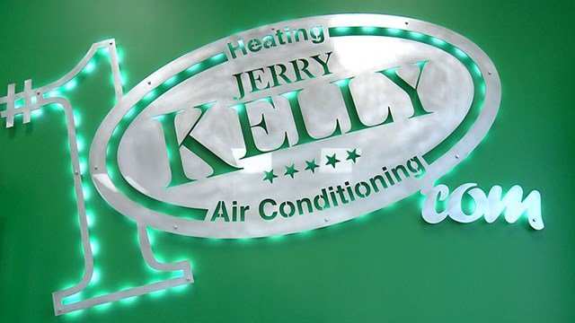 Jerry Kelly Heating and Air Conditioning could lose nearly $1 million if it snows on Christmas