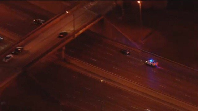 Bi-state police chase ends in crash in midtown St. Louis