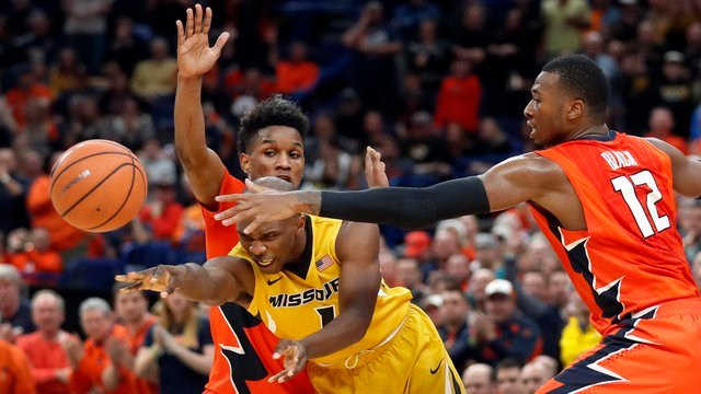 Mizzou Drops Fifth Straight Braggin' Rights Game
