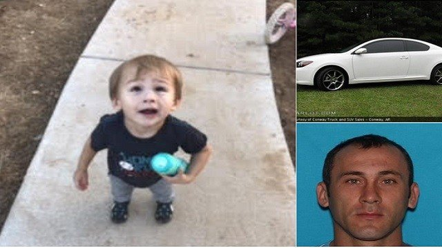 Police say missing toddler's dad