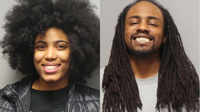 Two suspects have been charged with unlawful use of a weapon in connection with a shooting that occurred near a Sprint Store in Creve Coeur. (Credit: Creve Coeur PD)