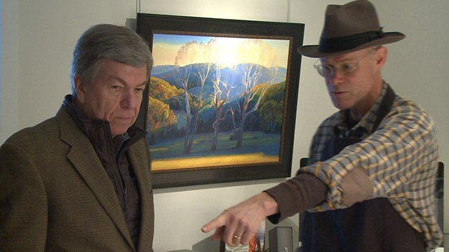 Roy Blunt toured Washington, Mo. Wednesday amid a tour to tout  the GOP tax plan. (Credit: KMOV)