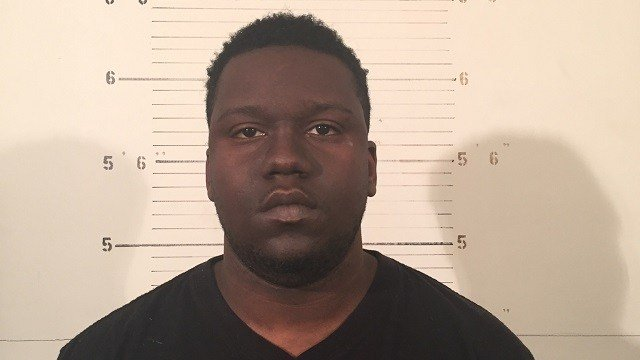 Gyasi Campbell, 24, is charged with first-degree murder. (Credit: St. Clair County Sheriff's Office)