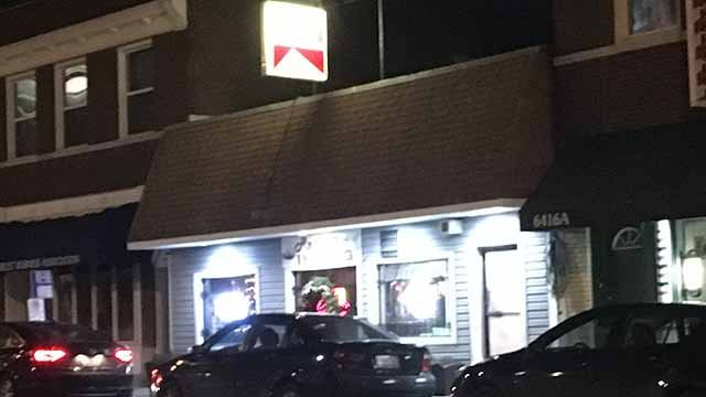 A triple shooting happened at Red's 8th Inning Bar in South City Saturday night. Credit: KMOV
