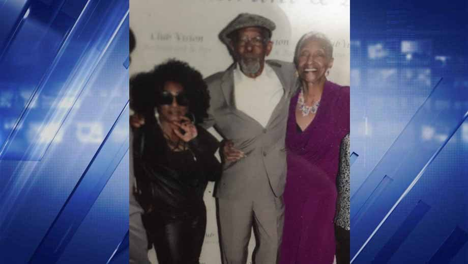 Orville Jackson, 73 (center), was last seen in Florissant around 9:30 a.m. Sunday. Credit: Florissant PD