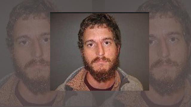 White supremacist charged with terror attack on Amtrak train