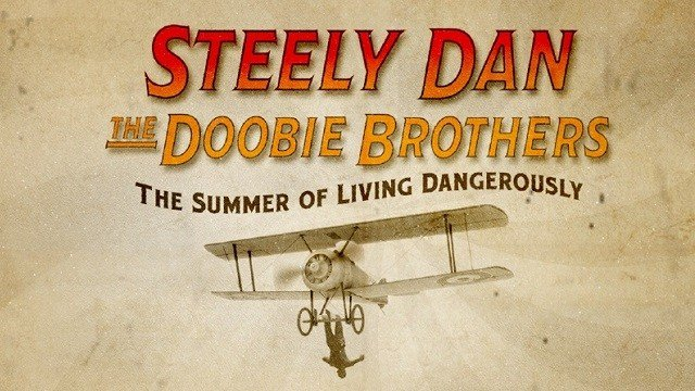 Steely Dan and The Doobie Brothers will be co-headlining a tour coming to Hollywood Casino Amphitheatre June 19. (Credit: Live Nation)