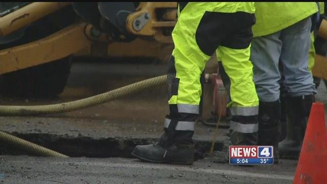 Petersburg Dealing With Several Broken Water Mains