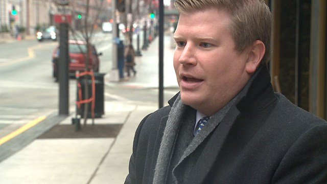 Alderman Jack Coatar is calling for a stretch of downtown to be more pedestrian-friendly. (Credit: KMOV)