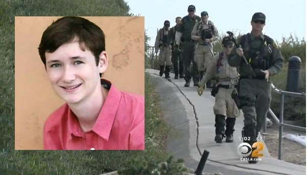 Blaze Bernstein has been missing since Tue., Jan. 2, 2018. CBS LOS ANGELES
