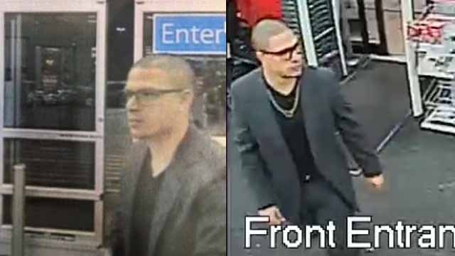 Police say this man is behind 3 burglaries in the Metro East. Credit: Monroe County Sheriff's Department