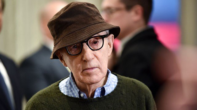 Allen is accused of sexual assaulting his adopted daughter Dylan Farrow. (Credit: AP)