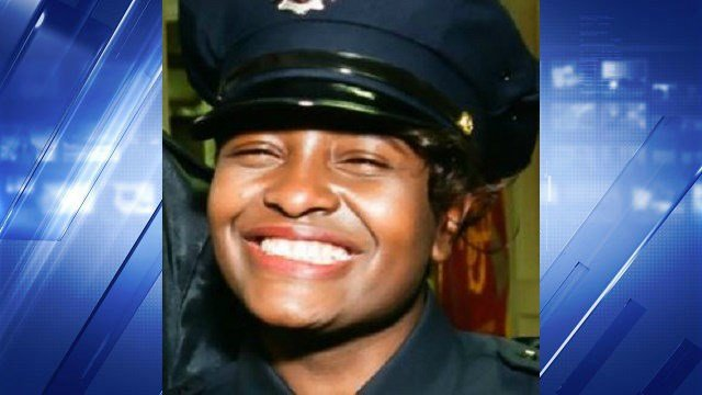 Patricia Roberson (Credit: St. Louis Fire Department)